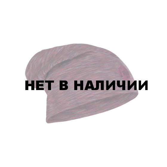Шапка BUFF HEAVYWEIGHT MERINO WOOL HAT SHALE GREY MULTI STRIPES