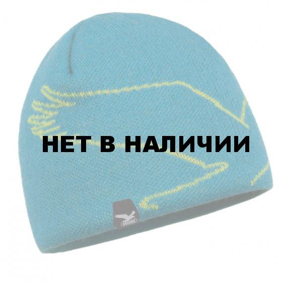 Шапка Salewa SNOWFALL KN CAP fiji/5110