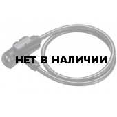 Замок велосипедный BBB QuickSafe 8mm x 700mm straight cable (BBL-62)