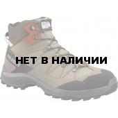Ботинки для хайкинга (высокие) Dolomite 2018 Tovel Wp Taupe Grey/Rusty Red