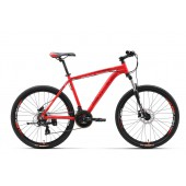 Велосипед Welt Ridge 1.0 HD 2017 matt red/dark red