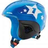 Зимний Шлем Alpina CARAT blue-star