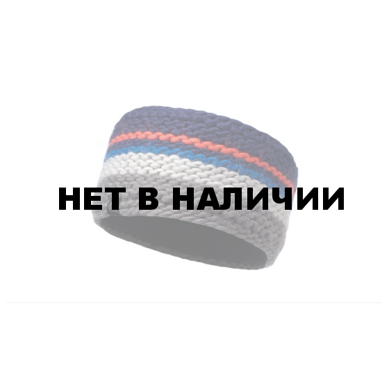 Повязка BUFF KNITTED & POLAR HEADBAND DORIAN BLUE INK