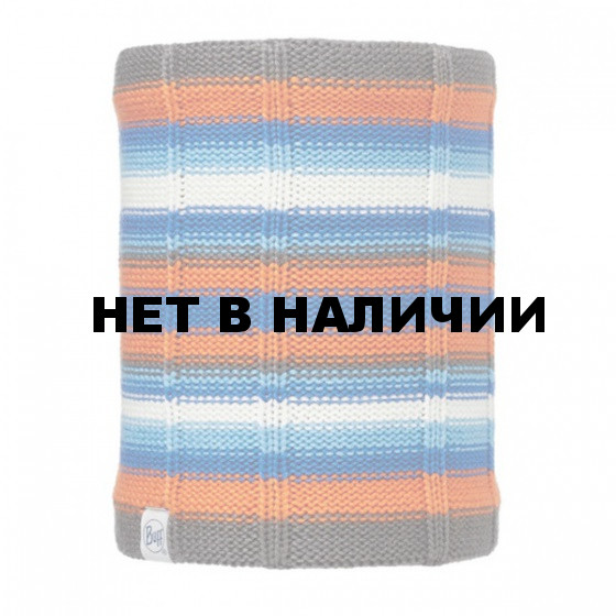 Шарф BUFF 2016-17 KNITTED KIDS COLLECTION CHILD KNITTED & POLAR NECKWARMER BUFF LAD BLUE