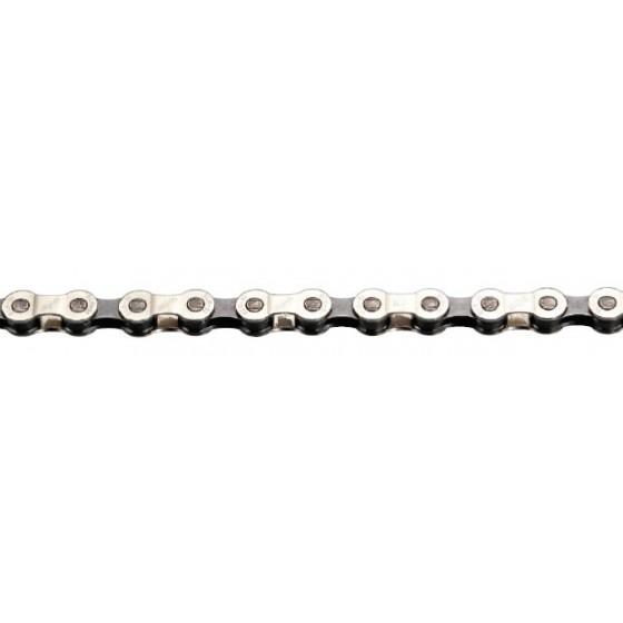 Цепь BBB PowerLine 8 speed 114 links Gray Nickel (BCH-81)