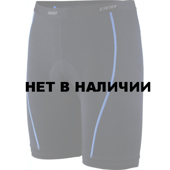 Велотрусы BBB 2018 Innershort Pro черный