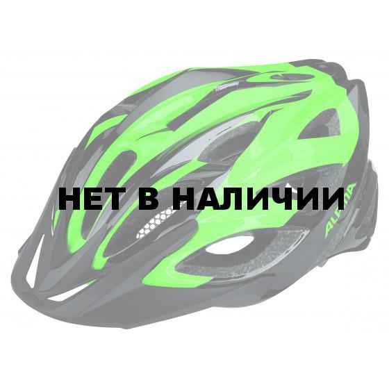 Велошлем Alpina 2018 Seheos black-green