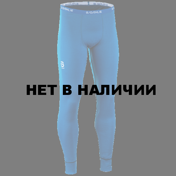 Брюки беговые Bjorn Daehlie 2017-18 Pants TrainingWool Mykonos Blue