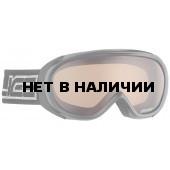 Очки горнолыжные Salice 804DAF BLACK/BROWN (б/р:ONE SIZE)