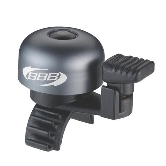 Звонок BBB EasyFit Deluxe black (BBB-14)