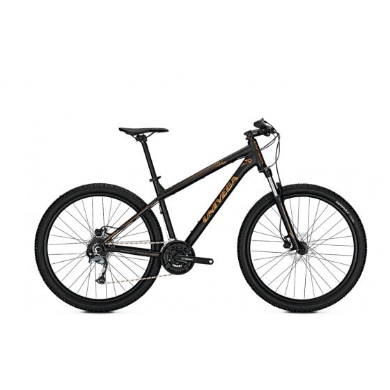 Велосипед UNIVEGA VISION 4.0 2018 magic black matt