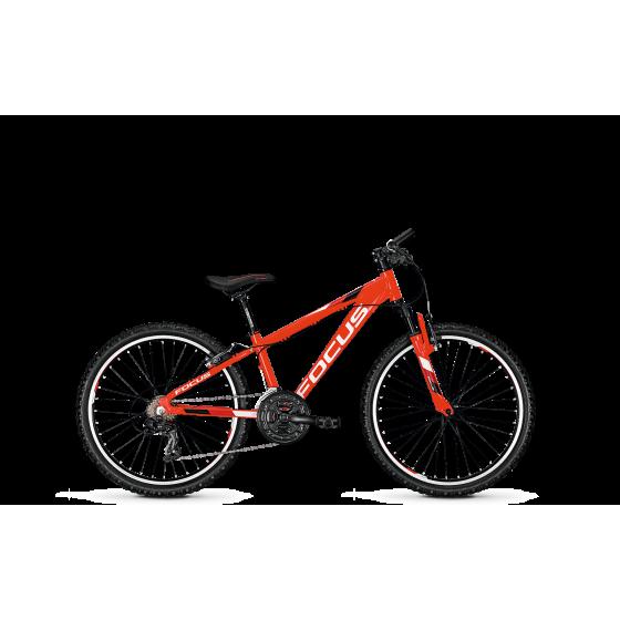 Велосипед FOCUS RAVEN ROOKIE 26 2018 red