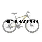 Велосипед Welt Ridge 2.0 HD 2017 matt black/yellow