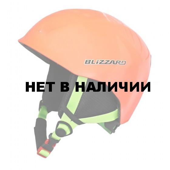Зимний Шлем Blizzard 2016-17 Signal signal orange
