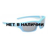 Очки солнцезащитные Alpina 2018 FLEXXY TEEN cyan-white