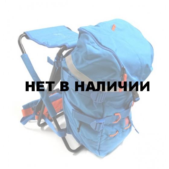 Рюкзак-стул Silva Chair backpack 45L Blue