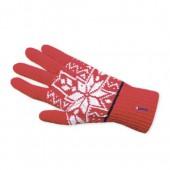 Перчатки флис Kama R12 (red) красный