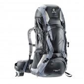 Рюкзак Deuter 2015 Aircomfort Futura Futura Vario 50 + 10 black-titan