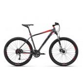 Велосипед Welt Rockfall 2.0 2017 matt grey/red