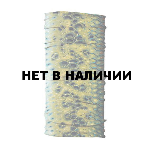 Бандана BUFF High UV Protection BUFF Licenses HIGH UV BUFF DY LARGEMOUTH FLANK