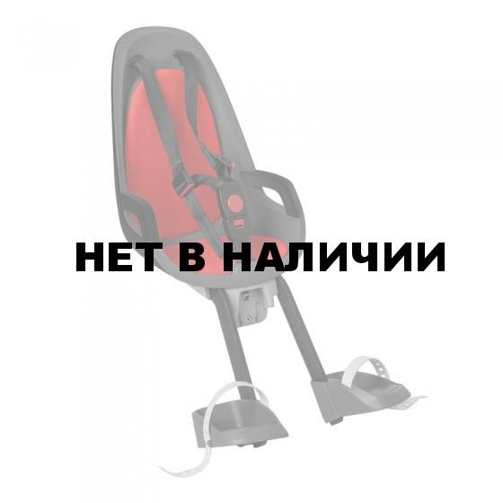 Детское кресло HAMAX CARESS OBSERVER серый/красный