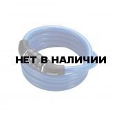 Замок велосипедный BBB 2015 bicyclelock CodeFix 8mm x 1200mm Coil cable blue (BBL-65)