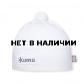 Шапка Kama AW45 white (US:one size)