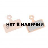 Тормозные колодки BBB DiscStop comp.w/Shimano XTR 2011, XT, SLX 2012 w/spring sintered (BBS-56S)