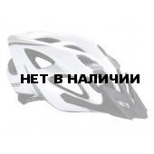 Летний шлем BBB 2015 helmet Elbrus with visor matt white (BHE-34)