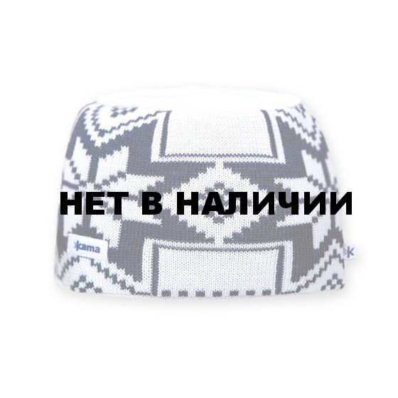 Шапка Kama A23 (off-white) белый
