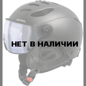 Зимний Шлем Alpina JUMP JV VHM charcoal matt