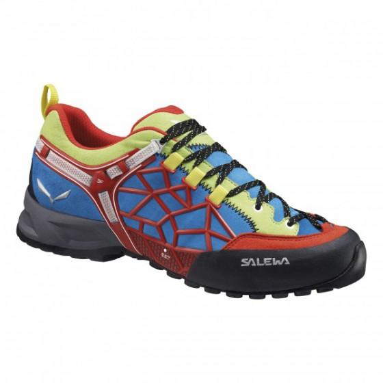 d68410359183 Треккинговые кроссовки Salewa Tech Approach MS WILDFIRE PRO Flame Cactus