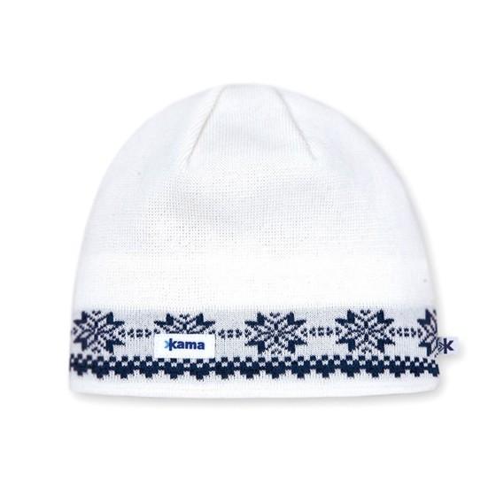 Шапка Kama A11 (off-white) белый