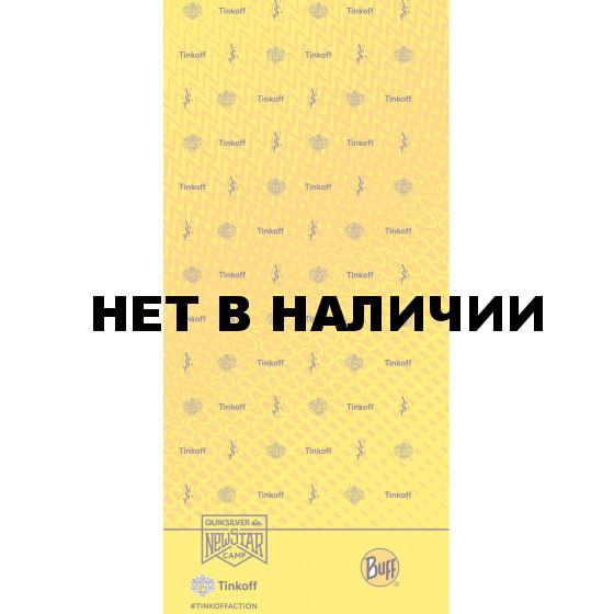 Бандана BUFF Original New Star Camp Tinkoff yellow