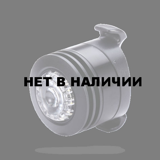 Фонарь передний BBB Spy USB 40 lumen rechargeble lithium battery черный