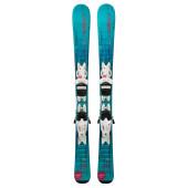 Горные лыжи с креплениями Elan 2018-19 STARR QS EL 4.5 (100-120)