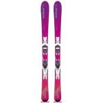 Горные лыжи с креплениями Elan 2018-19 LIL SPICE QS EL 4.5 (70-90)