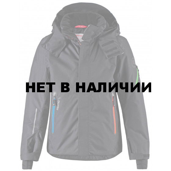 Куртка горнолыжная Reima 2018-19 Wheeler BLACK