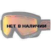 Очки горнолыжные Salice 969DARWFV BLACK-RED RADIUM
