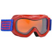 Очки горнолыжные Salice 601DA RED ORANGE
