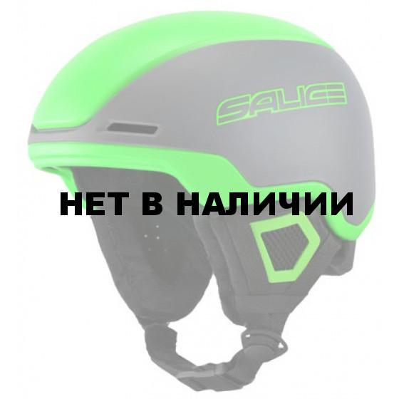 Зимний Шлем Salice EAGLEXL CHARCOAL - GREEN