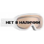 Очки горнолыжные Salice 804DAF WHITE BROWN