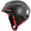 Зимний Шлем Alpina SNOW TOUR incl. Earpad black-red matt
