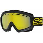 Очки горнолыжные Salice 969SONAR BLACK-YELLOW SONAR