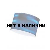 Повязка BUFF TECH FLEECE HEADBAND SHADING BLUE
