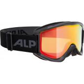 Очки горнолыжные Alpina 2018-19 SMASH 2.0 MM black