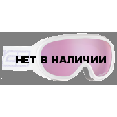 Очки горнолыжные Salice 804DARWF WHITE-lilac Линза RW PURPLE