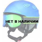 Зимний Шлем Alpina GRAP 2.0 blue-neon-yellow