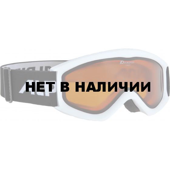 Очки горнолыжные Alpina CARAT DH white DH S2 / DH S2 (6-9 лет)