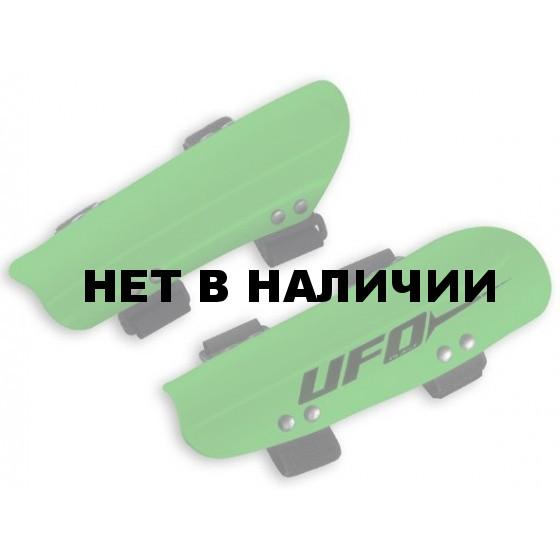 Слаломная защита NIDECKER 2018-19 adjustable racing armguards green